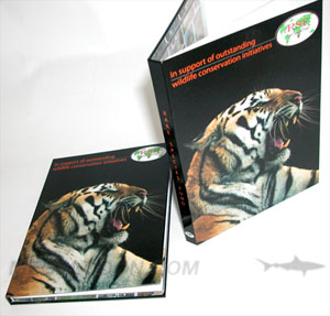 custom dvd hard bound book packaging
